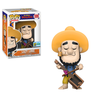 Funko Pop! Animation Lazy Luke