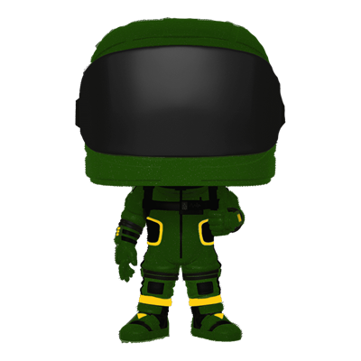 Funko Pop! Games Dark Voyager (Glow in the Dark)