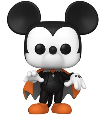 Funko Pop! Disney Spooky Mickey