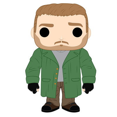 Funko Pop! Television Luther Hargreeves
