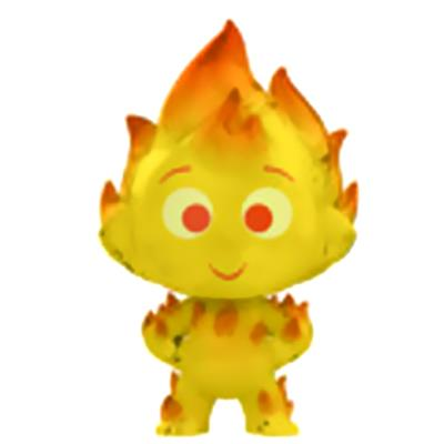 Mystery Minis Incredibles 2 Jack-Jack Fire