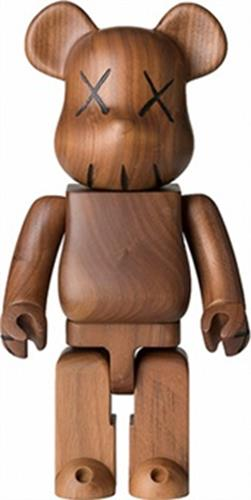 Be@rbrick World Wide Tour KAWS 1000%