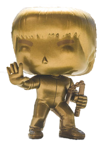Funko Pop! Movies Bruce Lee (Game of Death) - Gold Icon