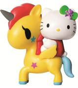 Tokidoki Hello Kitty 7-Eleven Unicorn Kitty
