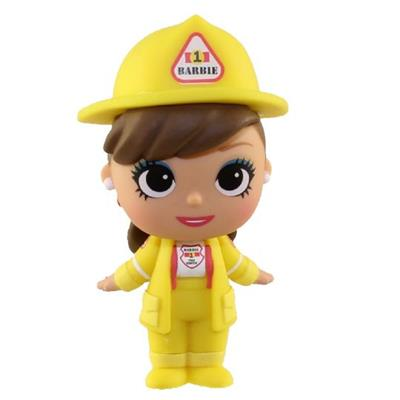 Mystery Minis Barbie 1995 Firefighter