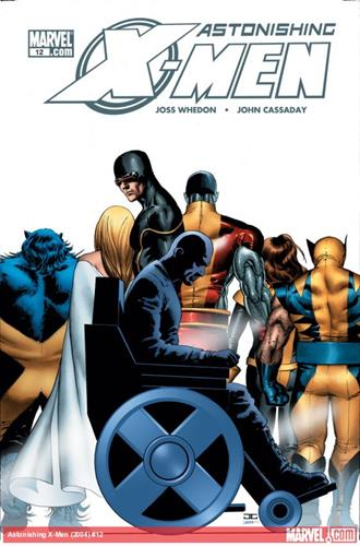 Marvel Comics Astonishing X-Men (2004 - 2013) Astonishing X-Men (2004) #12