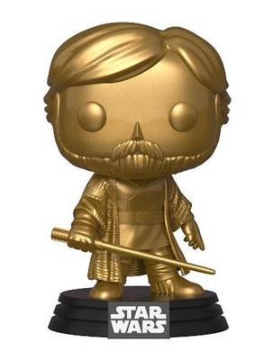 Funko Pop! Star Wars Luke Skywalker (Gold)