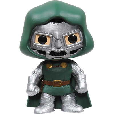 Funko Pop! Marvel Dr. Doom Icon
