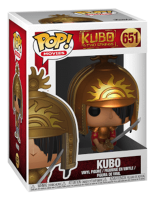 Funko Pop! Movies Kubo Stock