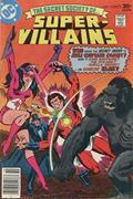 DC Comics Secret Society of Super-Villains (1976 - 1978) Secret Society of Super-Villains (1976) #10