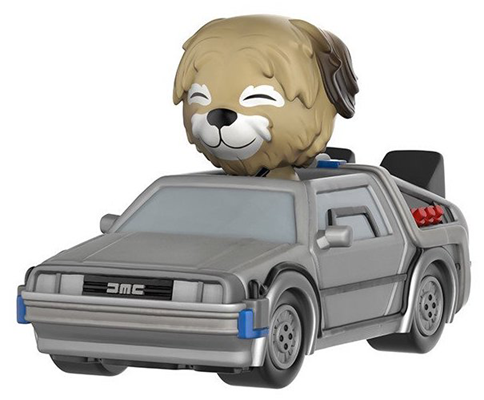 Dorbz Dorbz Ridez Einstein (w/ DeLorean) Icon