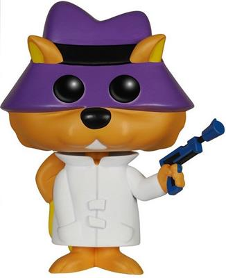Funko Pop! Animation Secret Squirrel Icon