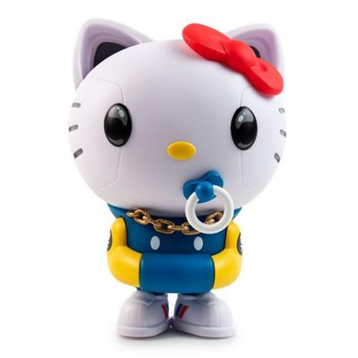 Kid Robot Art Figures Hello Kitty (Blue/Yellow) Icon