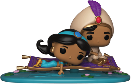 Funko Pop! Disney Magic Carpet Ride