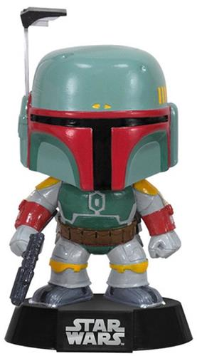 Funko Pop! Star Wars Boba Fett