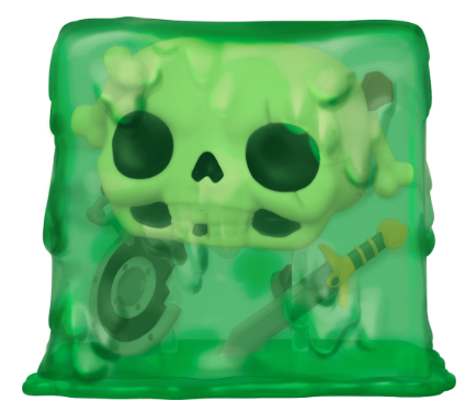 Funko Pop! Games Gelatinous Cube