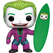 Funko Pop! Heroes The Joker (Classic 1966 TV) (Surf's Up)