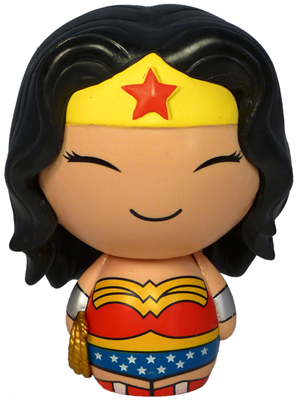 Dorbz Dorbz Ridez Wonder Woman (w/ Invisible Jet)