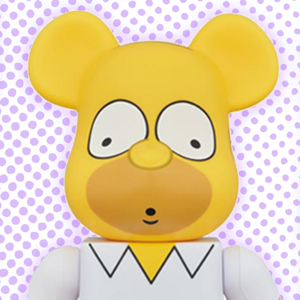 Be@rbrick Simpsons