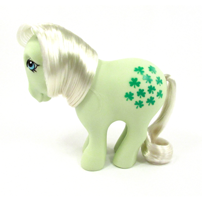 My Little Pony Year 01 Minty - Concave Hoof Icon