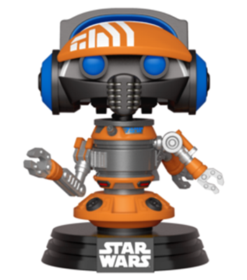 Funko Pop! Star Wars DJ R3X