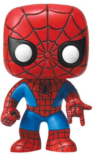 Funko Pop! Marvel Spider-Man