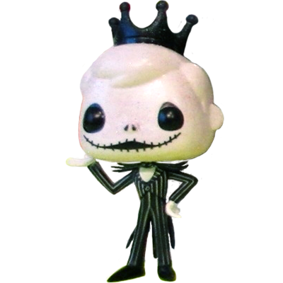 Funko Pop! Freddy Funko Jack Skellington (Glitter)