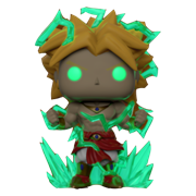 "Funko Pop! Animation Broly 6"" GLOW CHASE"