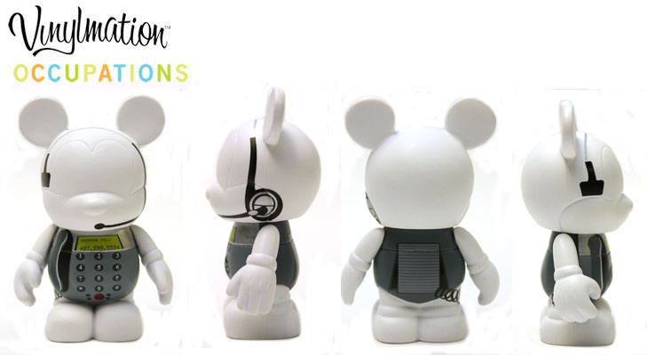 Vinylmation Open And Misc Occupations Administrative Assistant