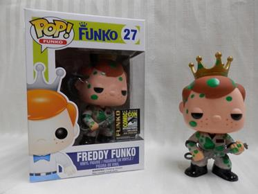 Funko Pop! Freddy Funko Venkman (Slimed) Stock