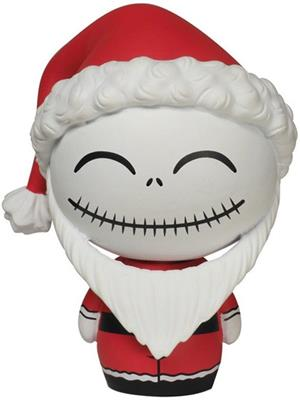 Dorbz Nightmare Before Christmas Jack Skellington (Santa)