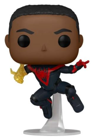 Funko Pop! Marvel Miles Morales (Chase) Icon