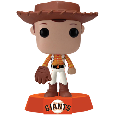 Funko Pop! Disney Woody (Giants)