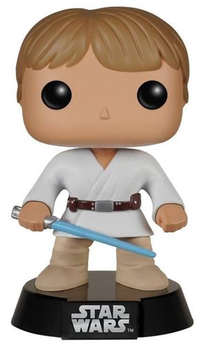 Funko Pop! Star Wars Luke Skywalker (Tatooine)