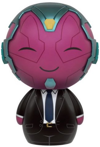 Dorbz Marvel Vision (Black Suit)