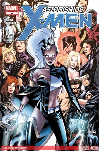Marvel Comics Astonishing X-Men (2004 - 2013) Astonishing X-Men (2004) #47