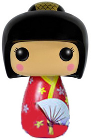 Funko Pop! Asia Sakura Icon Thumb