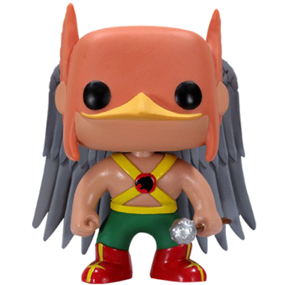 Funko Pop! Heroes Hawkman Icon Thumb