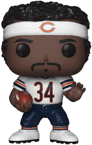 Funko Pop! Football Walter Payton (Alternate Jersey)