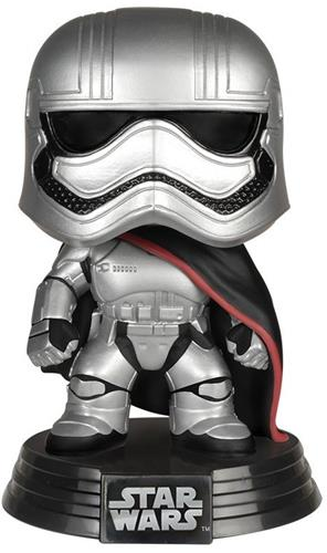 Funko Pop! Star Wars Captain Phasma (TLJ)