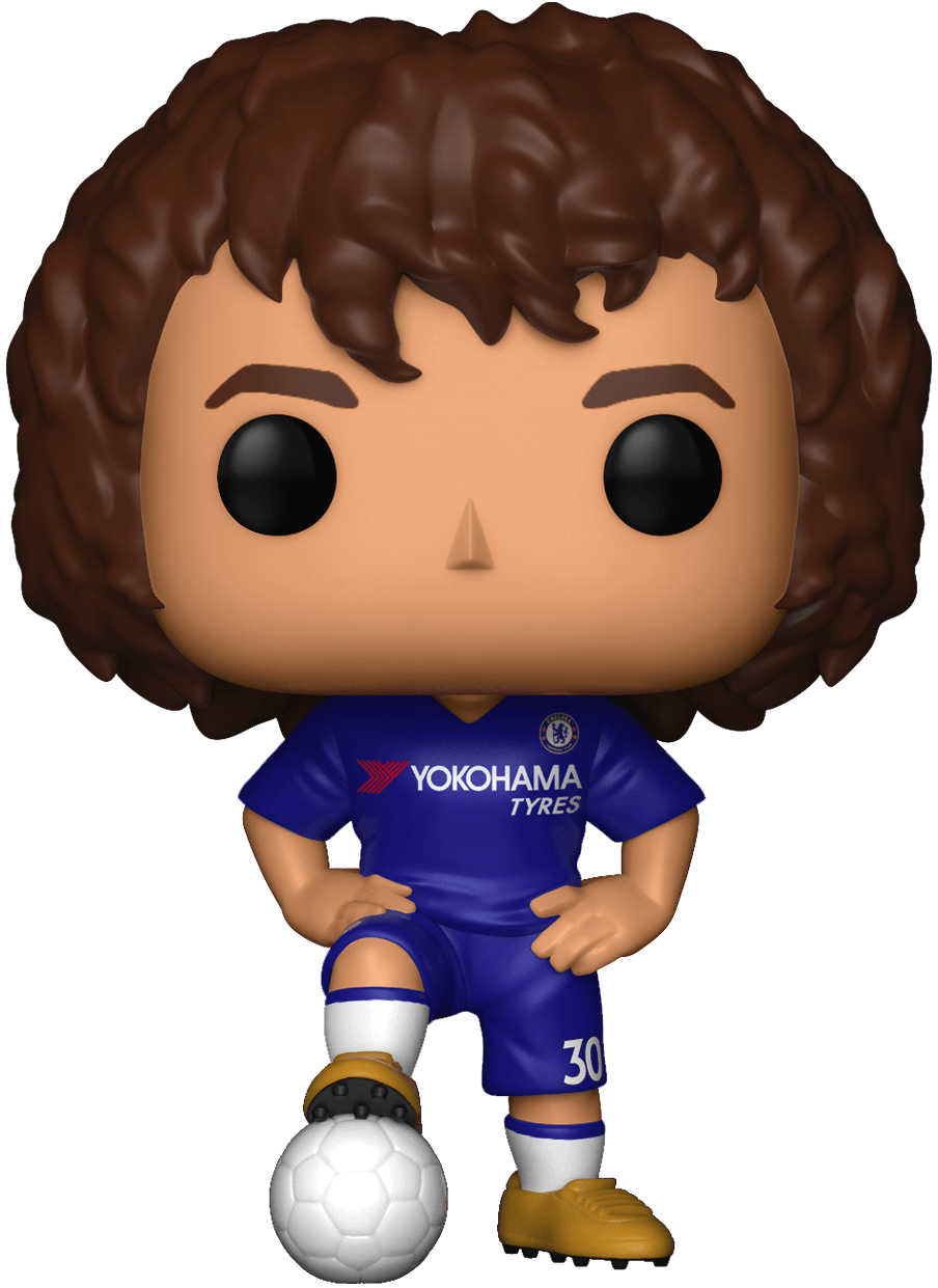 Funko Pop! Soccer David Luiz