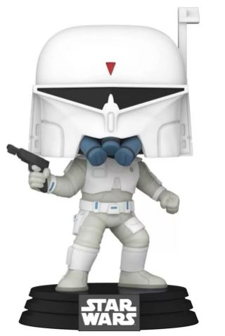 Funko Pop! Star Wars Concept Series Boba Fett
