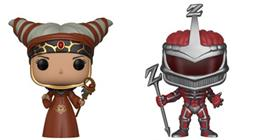 Funko Pop! Television Rita Repulsa and Lord Zedd