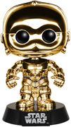 Funko Pop! Star Wars C-3PO (Chrome)