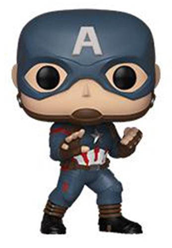 Funko Pop! Marvel Captain America (Hot Topic)