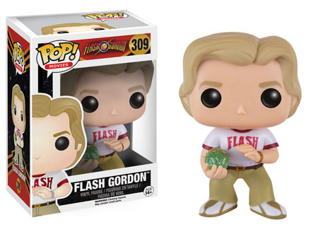 Funko Pop! Movies Flash Gordon Stock
