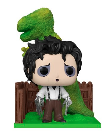 Funko Pop! Movies Edward and Dino Hedge