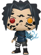 Funko Pop! Animation Sasuke (Curse Mark)