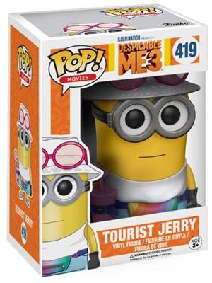 Funko Pop! Movies Jerry (Tourist) Stock