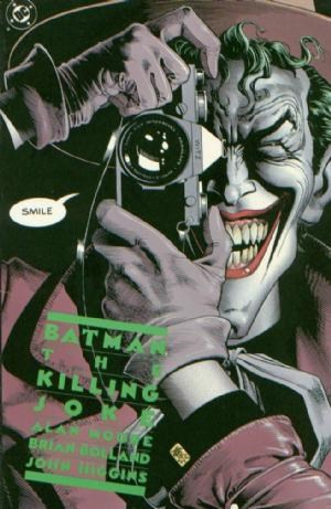 DC Comics Batman: The Killing Joke  Batman: The Killing Joke  #1 Icon